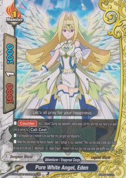 Pure White Angel, Eden (R)