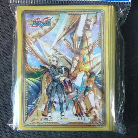 "Japan exclusive BuddyFight Ace sleeve collection : ""Subaru & Cross Astrologia"""