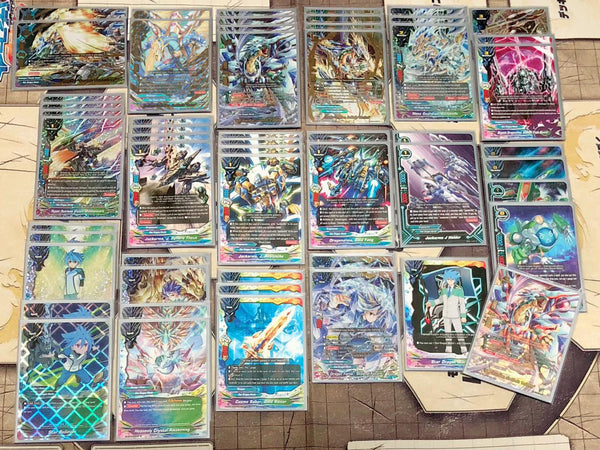 "Future Card Buddyfight Constructed Deck: (Star Dragon World) ""Jackknife"""