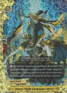 Starry Night Enchanter, Duric (RR)