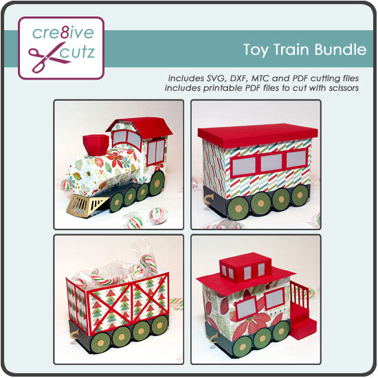Toy Train Bundle