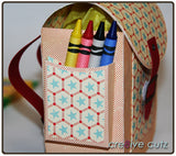 Backpack - 3D Paper Craft Project
