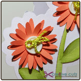 Flower Pot Card & Envelope