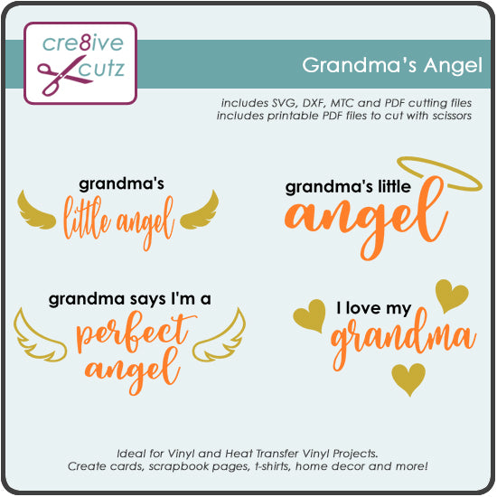 Grandma's Angel