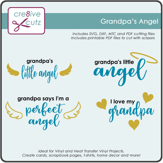 Grandpa's Angel