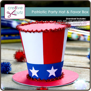 Patriotic Party Hat