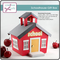 Schoolhouse Gift Box