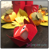 3D Paper craft project