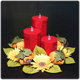 Holiday Centerpiece 3D Papercrafting Bundle
