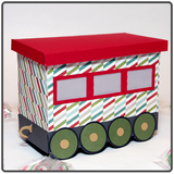 3D Toy Train Bundle
