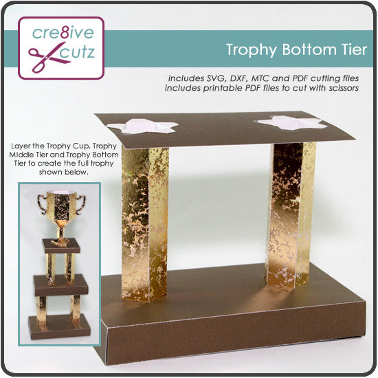 Trophy - Bottom Tier