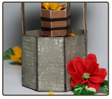Wishing Well 3D Papercrafting Pattern