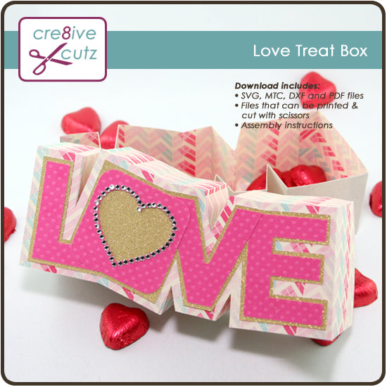 Love Treat Box