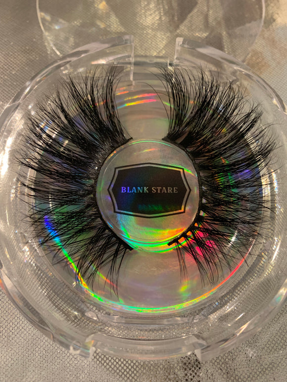 Mink Lashes 25mm (PIXIE)