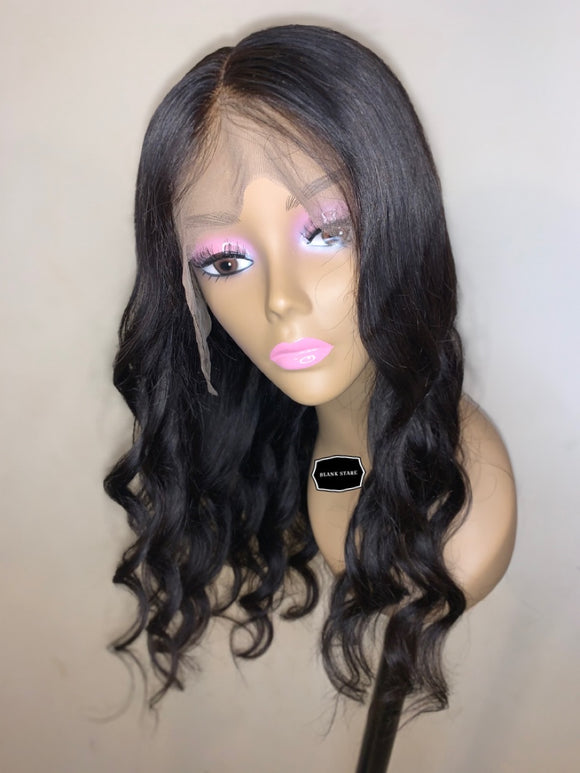 22 Inch Body Wave Lace Frontal Wig
