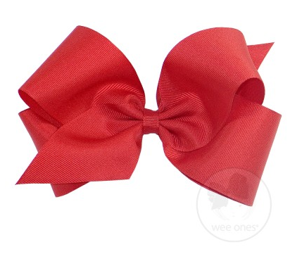 Wee Ones Grosgrain Bow