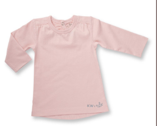 Blushing Rose Long Sleeve Tee
