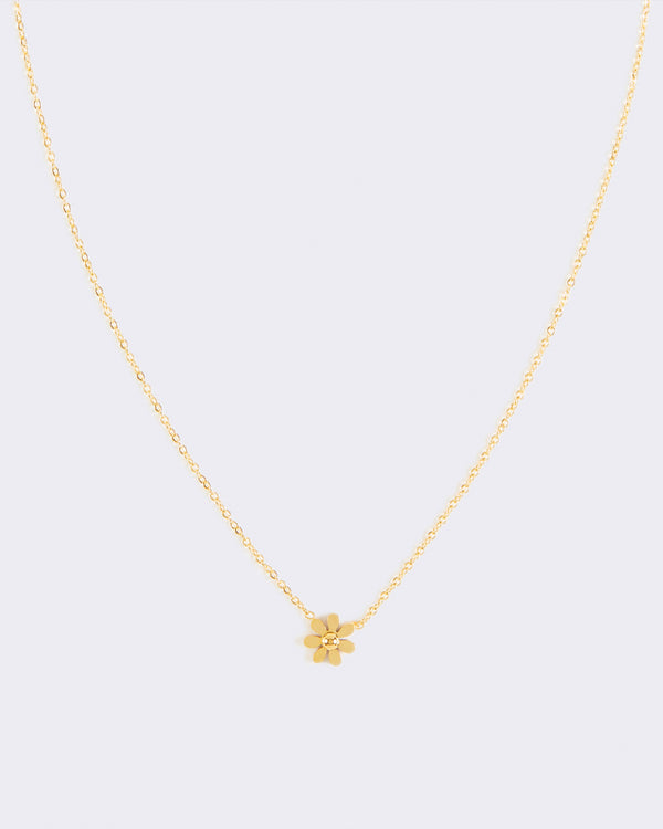 Baby Daisy Necklace