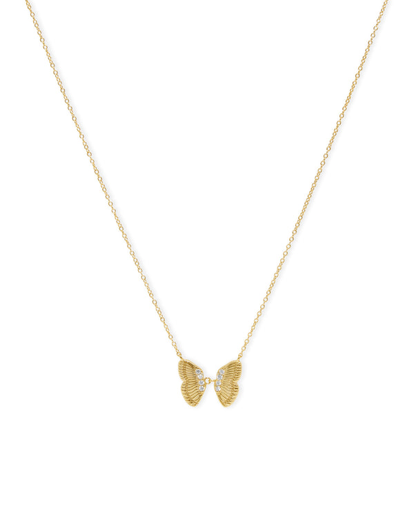 Maya Flutter Necklace