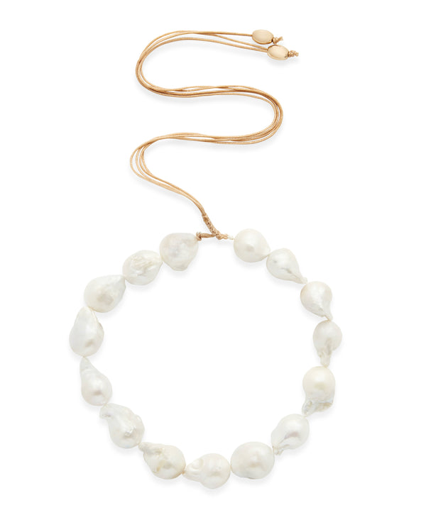 Stella Pearl Necklace