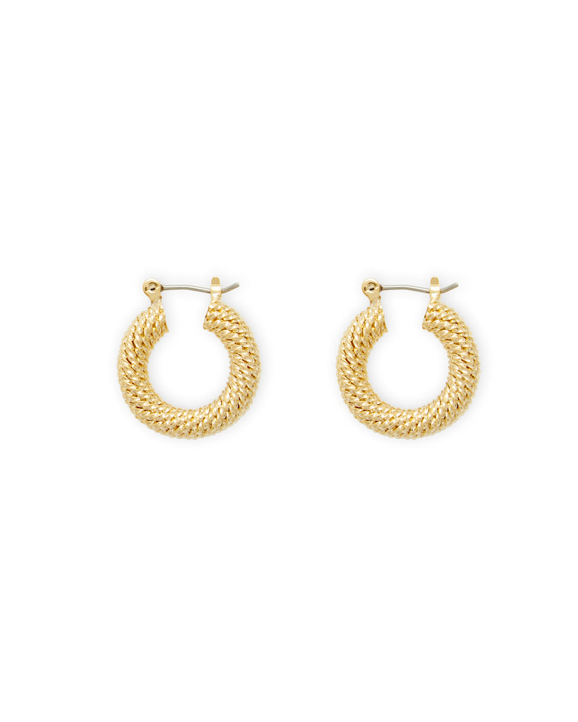 Isla Gold Hoops