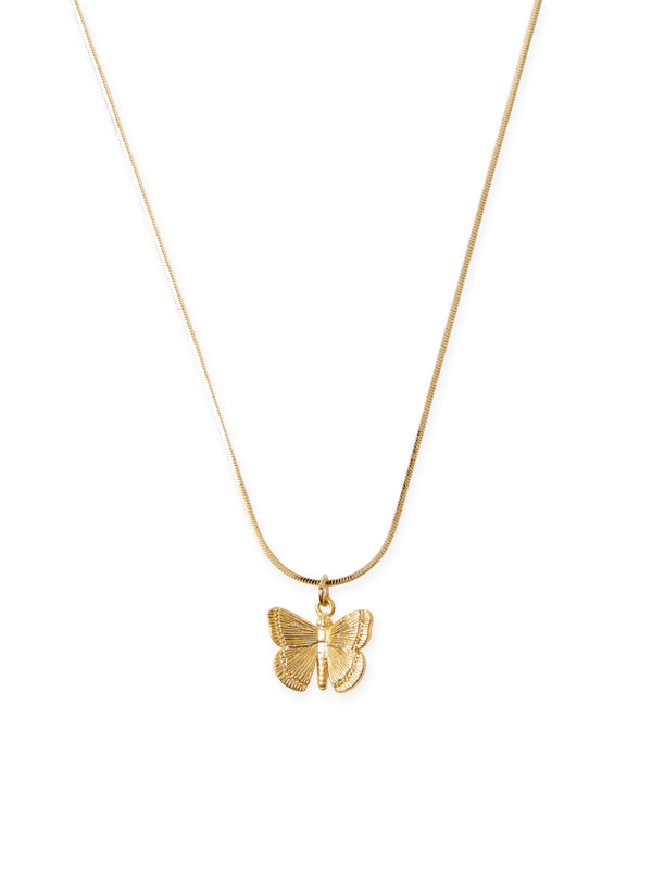 Flutter Chain Necklace
