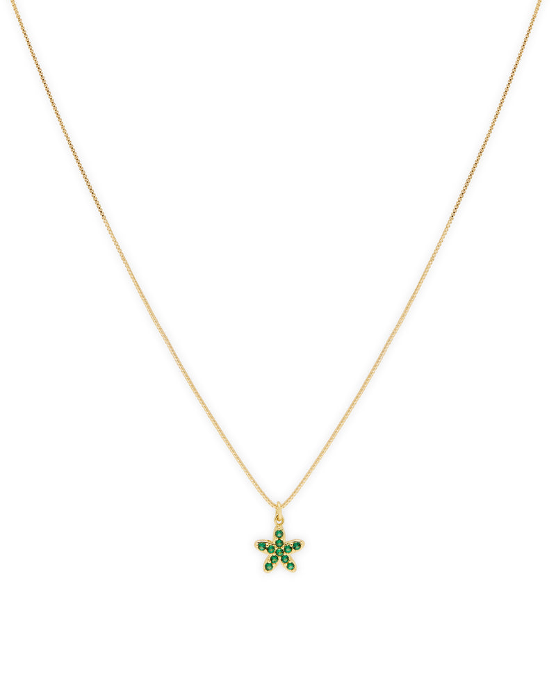 Stardust Necklace  - Green