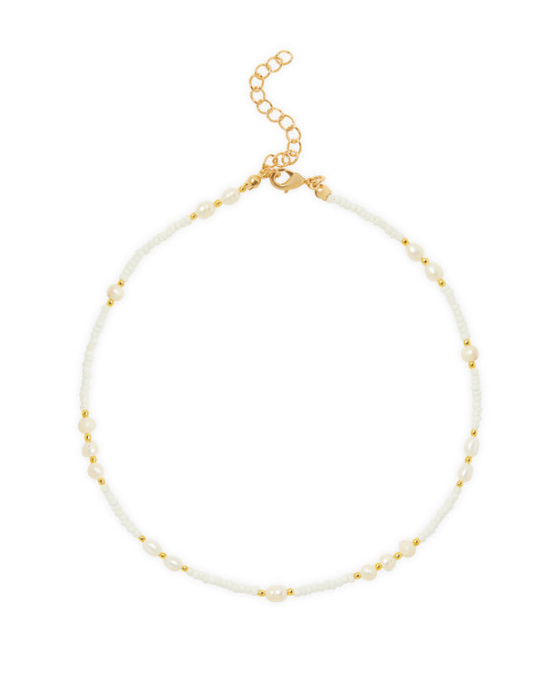 Cobie Necklace - White