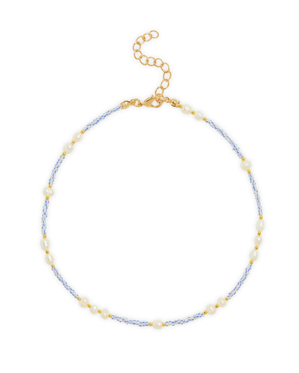 Cobie Necklace - Blue
