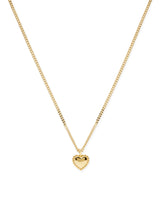 Kallie Heart Necklace