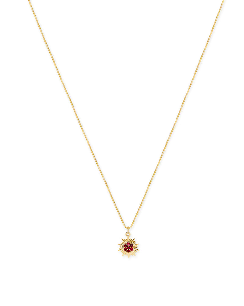 Envy Necklace - Pink