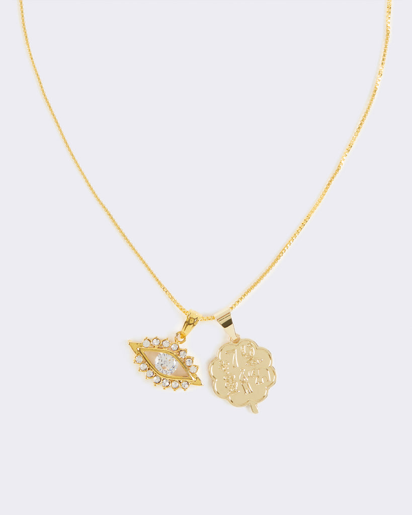 Lucky Charmer Necklace