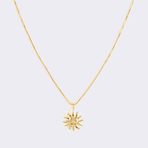 Sun Charmer Necklace