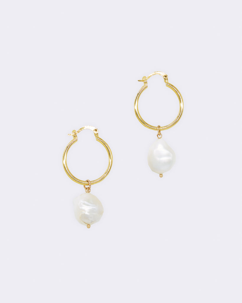 Adalyne Pearl Earrings