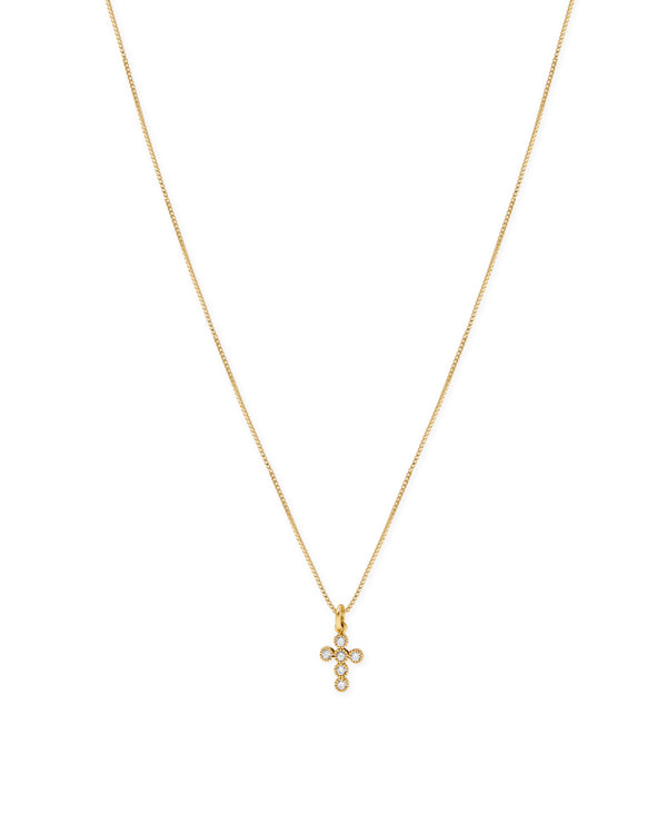 Sadie Cross Necklace