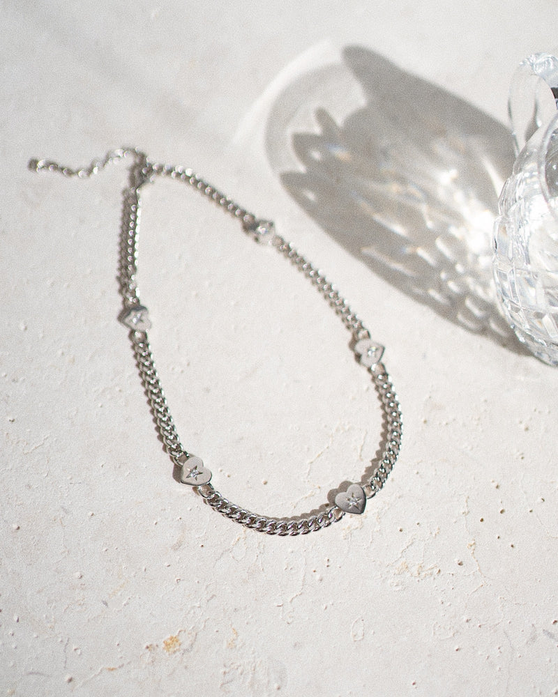 Forever Necklace - Silver