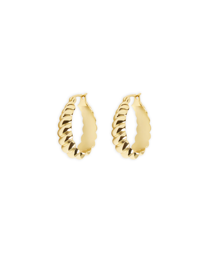Milly Hoop Earrings