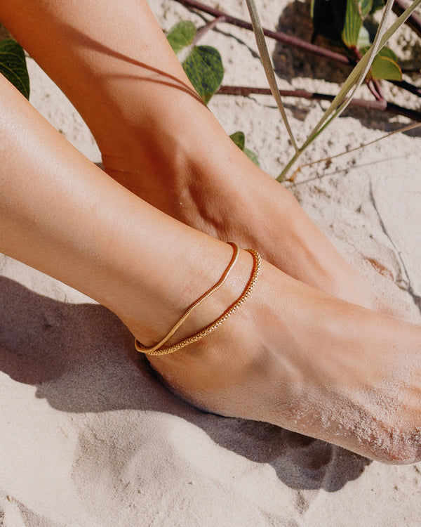 Nelly Anklet