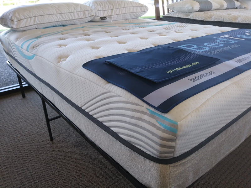 "Mattress_iDream Hybrid 12"" Queen Mattress_sleep-bargains"