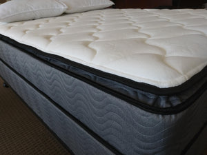 Southerland Mattress Southerland 4400 Pillowtop Twin Mattress