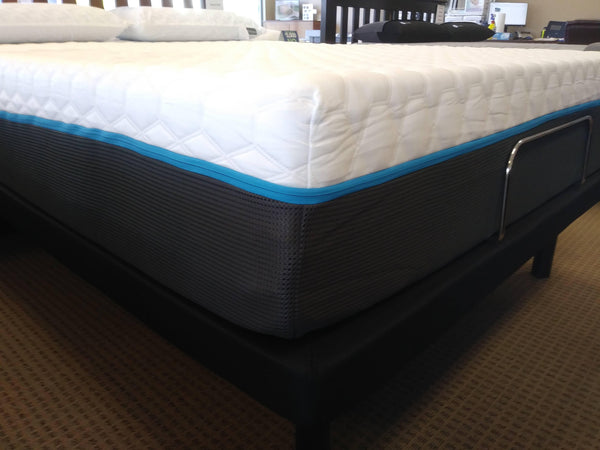 "Mattress_Copper Lux 10"" Queen Mattress_sleep-bargains."