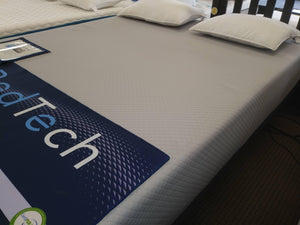 "Bed Tech Mattress Gel Comfort 12"" Twin Mattress"