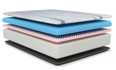 Mattress_Caress Gel Memory Foam Queen Mattress_sleep-bargains