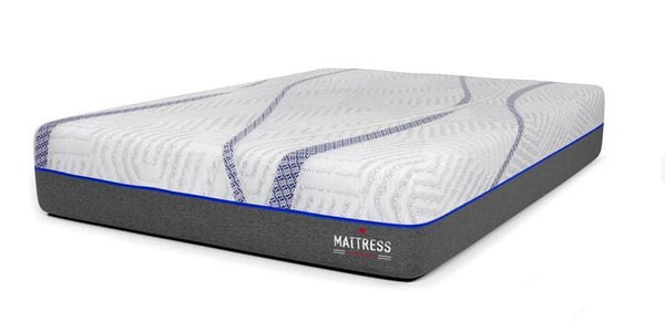 Mattress_Caress Gel Memory Foam Twin Mattress_sleep-bargains