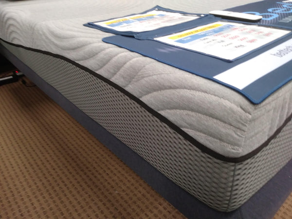 "Mattress_Gel Max 10"" King Mattress_sleep-bargains"