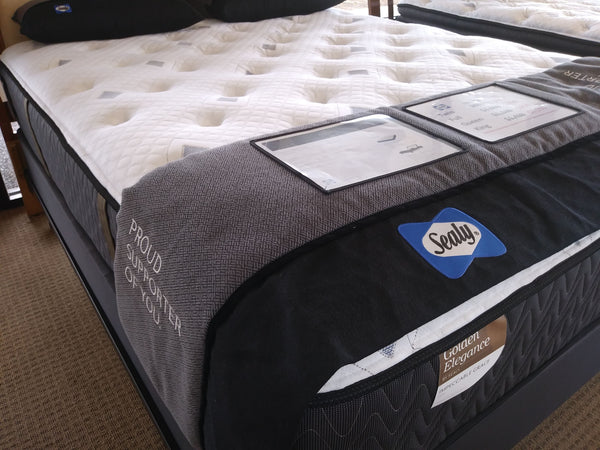 Sealy XL Twin Impeccable Grace Firm Mattress Mattress Sealy