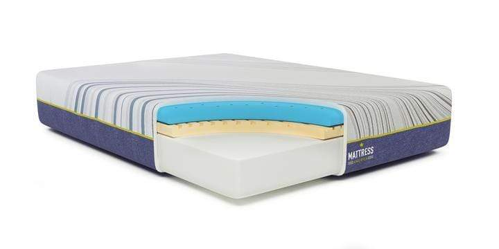 Mattress_Restore Gel Memory Foam Twin Mattress_sleep-bargains