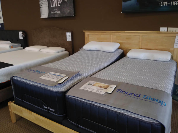 Serene Sleep Hybrid 2000 King Mattress Mattress Sound Sleep Products