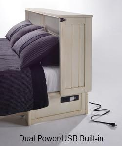 Daisy Murphy Cabinet Bed Murphy Cabinet Night & Day