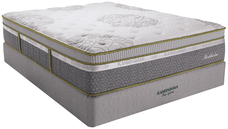 Mattress_Scandanavian Stockholm Queen Mattress_sleep-bargains